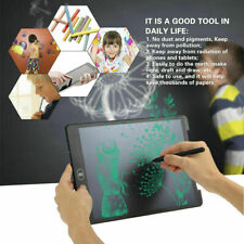 "8.5' 12"" inch Lcd Writing Drawing Tablet Pad eWriter Notepad Boogie Board Kids"