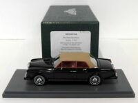NEO 1/43 Scale Resin Model NEO44146 - Bentley Corniche - Black/Beige
