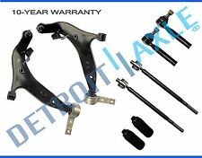 2004-2009 fits Nissan Quest Front Lower Control Arm Ball Joint Tie Rod & Boot