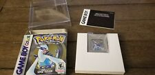 Pokemon Silver Version in Box Nintendo Gameboy Color