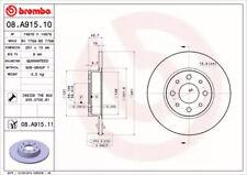 Brake Disc A.B.S. 08.A915.11