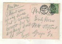 GV 1913. SHEERNESS. DUPLEX POSTMARK.PLEASE SEE PICTURES