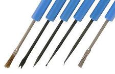 6 Pièce à souder Aid Kit DURATOOL avec Brosse Grattoir Crochet couteau fourchette Spike