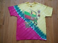 New listing Vintage Grateful Dead T-Shirt 1996 Lithuania Olympics Basketball Tie-Dye