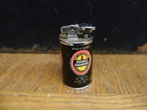 "VINTAGE 1970's  ""DOUBLE DIAMOND"" CAN ADVERTISING LIGHTER"