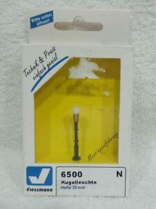 Marklin Viessmann 6500 messing lantaarn SCHAAL N of schaal HO -04