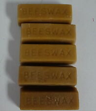 5 Ounces of Beeswax - More Uses than a Swiss Army Knife!