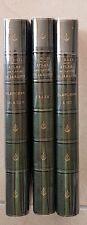 ATLAS DES PLANTES DE JARDINS et d'appartements. D. BOIS. Complet en 3 volumes