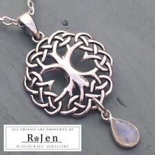 Pear Moonstone Fine Necklaces & Pendants