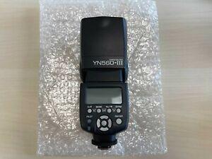 Yongnuo Speedlite YN560-III Flash Gun