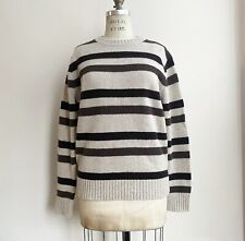WALLACE and BARNES Striped Sweater Mens Sz S