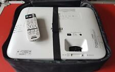 Epson EB-2155W 3LCD 1280x800 16:10, 5000 Ansi-Lumen WiFi + gratis Tasche