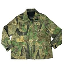 Casual Outfitters Camo Jacket Size XL Full Zip Water Resistant Utility Hunting