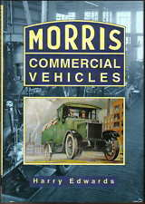 Morris Commercial Vehicles from 1923 Van Truck Charabanc Military Fire Engine +