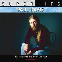 Paul Davis - Super Hits [New CD]
