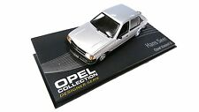 OPEL Kadett D design - VOITURE MINIATURE COLLECTION IXO 1/43 CAR AUTO-139