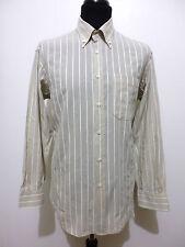 ROCCOBAROCCO Camicia Uomo Cotone Cotton Man Shirt Sz.L - 50