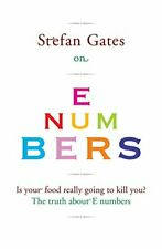 Stefan Gates on E Numbers by Gates, Stefan Paperback Book The Fast Free Shipping