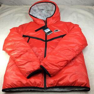 Nike Sportswear Synthetic Fill Windrunner Jacket Red Black CZ1508 657 Men's M