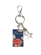 TOD'S Limited Edition KEYCHAIN SHANGHAI China in Box RARE