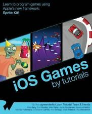 iOS Games by Tutorials, Wenderlich, Ray, Gundersen, Jake, Hafizji, Kauserali, Ho