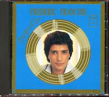 FREDERIC FRANCOIS - DISQUE D'OR VOL.2 - BEST OF CD ALBUM [834]