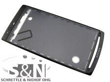 Original Sony Ericsson Xperia Arc S LT15i LT18i  Cover Schale Rahmen schwarz