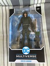 Green Arrow TV Series McFarlane Toys DC Multiverse Figure Oliver New Sealed