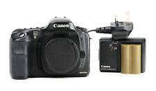 Canon EOS 10D Digital SLR Camera Body Only +Generic Battery & Canon Charger -VG