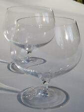 """SET 2 (!) RIEDEL Brandy / Cognacschwenker * vmtl Serie """" Napoleon"""" * Gläser Glas"""