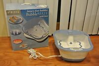 Homedics Foot Spa Bath Massager W/Heat BM-250