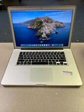 "Apple MacBook Pro 15"" 2012 i7 2.6GHz 8GB 128GB SSD - Anti Glare Screen - NICE!!"