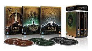 The Hobbit Trilogy 4K Steelbook Collection Zavvi Limited Edition