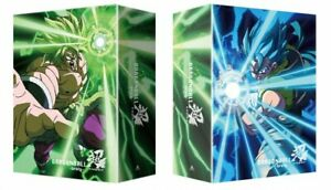 Dragonball Super Broly Blu-ray Movie Special First Limited Edition Japan NEW F/S