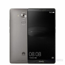 "Huawei Mate 8 32Gb Lte Gsm 6"" Unlocked Smartphone 16Mp Hybrid Dual Sim CellPhone"
