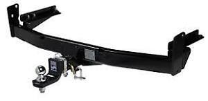 HAYMAN REESE TOWBAR + ECU WIRING Nissan patrol Y62 01/2013-08/2019 02990RW