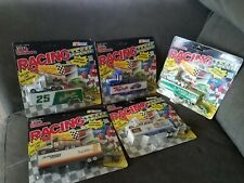 Racing Champions Racing Team, Nascar, Transporters, Lot Of 5