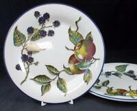 Pier 1 MACINTOSH 2 Salad Plates signs of use GREAT VALUE