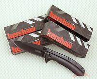 5 pack 1306BW Kershaw Filter pocket knife plain edge Assisted Opener knives NIB
