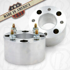 """2 USA 4x156 to 4/156 Wheel Adapters/Spacers 3"""" Thick for Polaris & Yamaha ATV"""