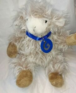 *Used Gordon the Lamb soft toy by Lang's 11inches farm animal*