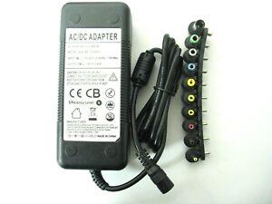 3.42 amp 19 volt AC-DC Mains Laptop Power Adaptor/Supply/Charger (65 watt)