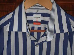 Bnwot OLYMP LUXOR Shirt 16.5 Collar 42in Chest