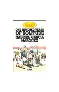 One Hundred Years Of Solitude (Picador Book... by Garcia Marquez, Gabr Paperback