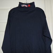 MLB Boston Red Sox Turtleneck Jersey Shirt New XL