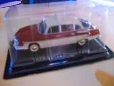 TATRA 603 Taxi Prague 1961 IXO 1/43