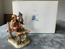 """Goebel Century Collection Hummel """"On Our Way"""" #472 Tmk 7 Signed"""