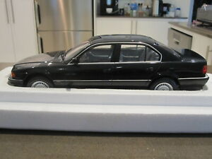 1:18 KK SCALE 1994 BMW 7 SERIES 740i E38 BLACK *NEW* LIMITED EDITION OF 1000