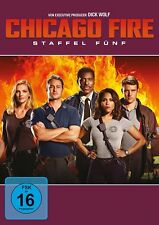 Chicago Fire - Season/Staffel 5 # 6-DVD-BOX-NEU