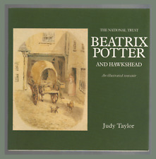 BEATRIX POTTER and HAWKSHEAD Illustrated Souvenir (Paperback, 1988) Judy Taylor